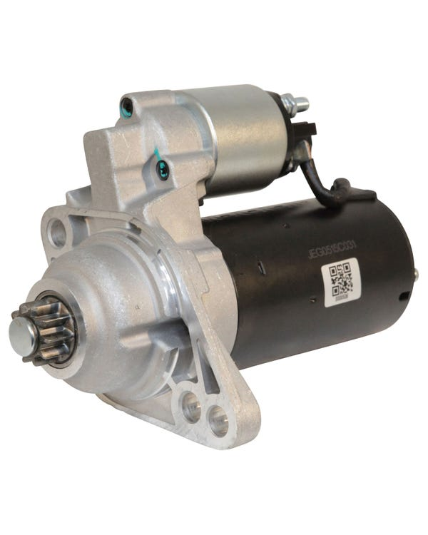 Starter Motor for AXB/AXC/BRR/BRS Engine Code with 5 Speed Manual transmission