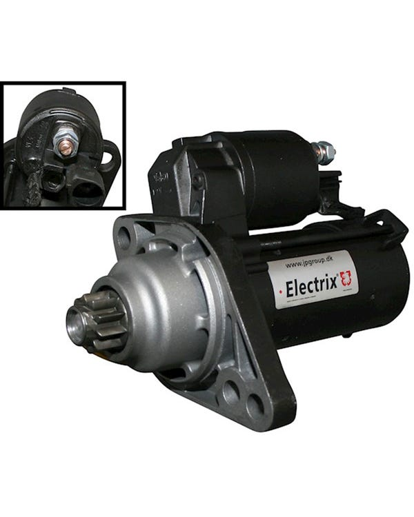 Starter Motor 1.1kw for 2.0 gas with AXA Engine code