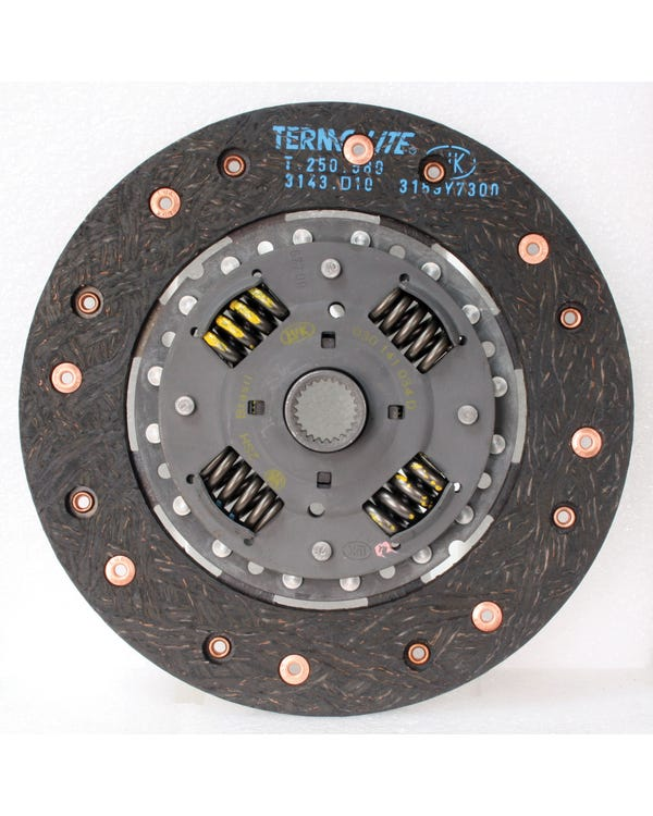 1.4 Watercooled Clutch Friction Plate