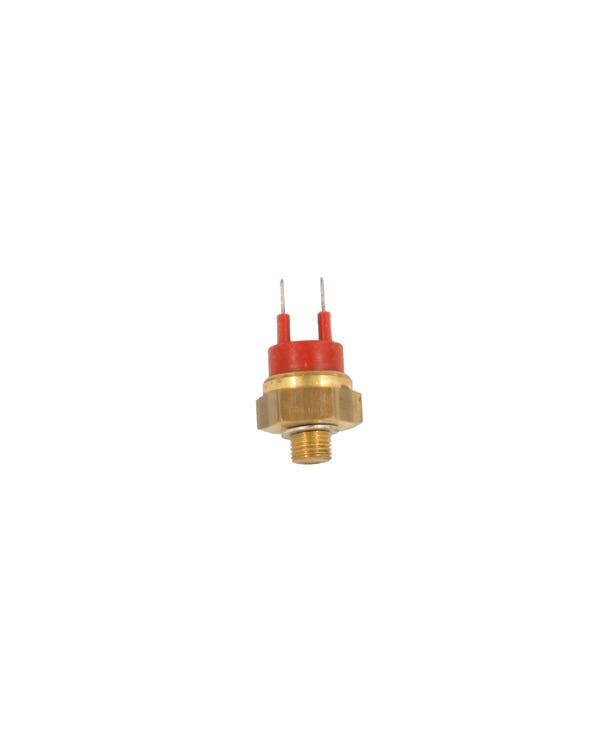 Coolant Temperature Switch Colour Code Red