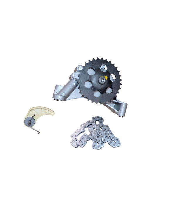 Oil pump, Chain, and Tensioner Kit to fit 1.9 TDi