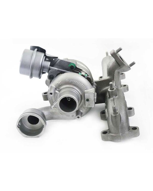 Exhaust Manifold with Turbo Charger 1.9 TDI