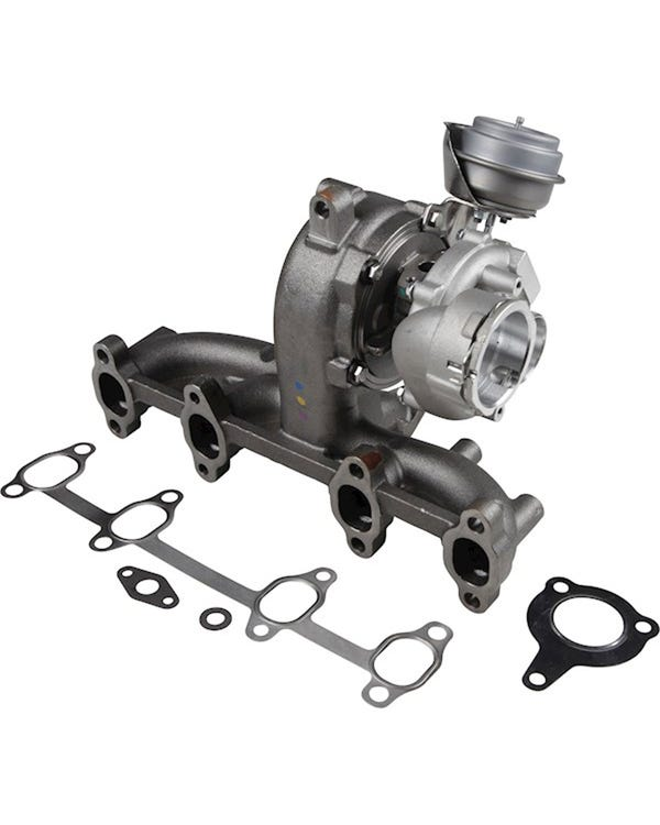 Turbo Charger for 1.9TDI BRR, BRS Engine codes without DPF