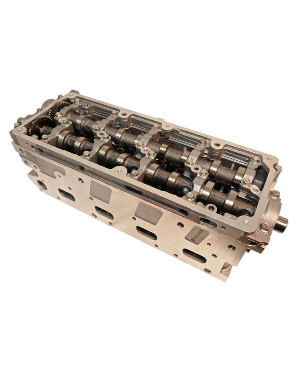 Zylinderkopf, komplett, für 2.0 TDI, CAAA, CAAB, CAAC, CAAE