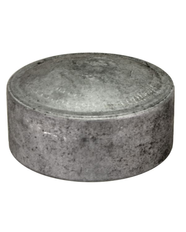 Kernstopfen, Aluminium, 28,2 mm x 16,5 mm