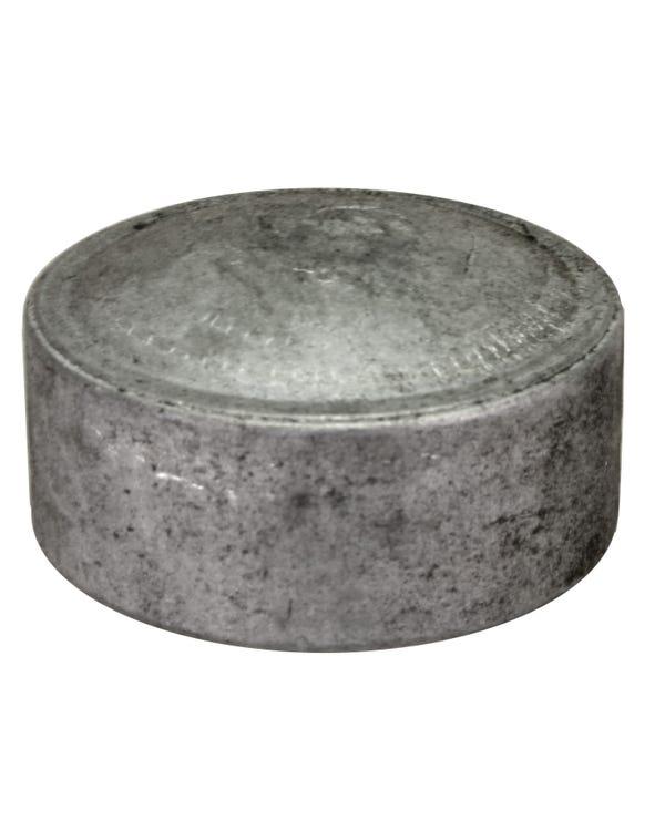 Core Plug Aluminium 28.2mm x 16.5mm