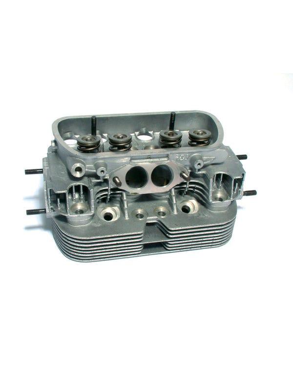 Culata 33 x 30mm 1600cc Inyección 85,5/87mm, muelle de válvula sencillo