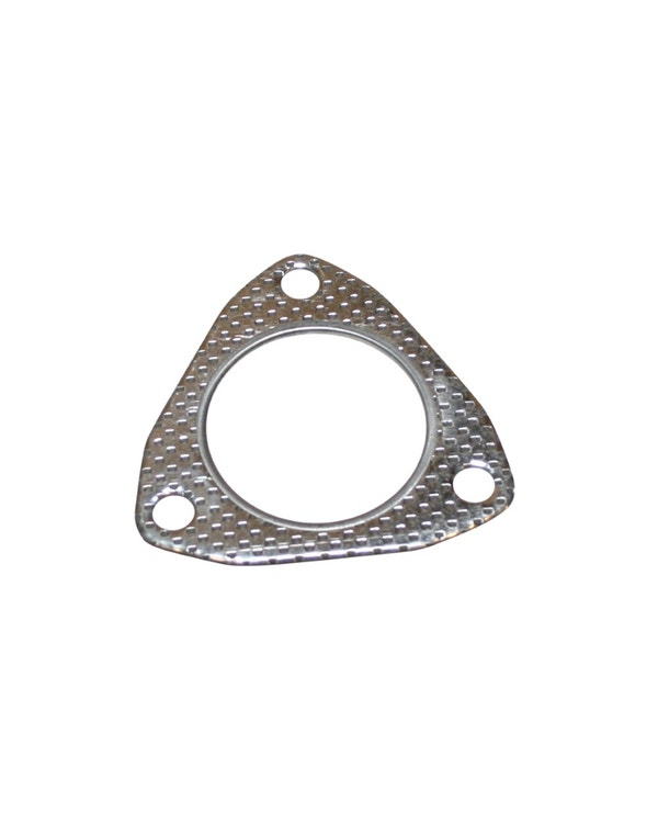 Exhaust Gasket, Triangular 3 Bolt