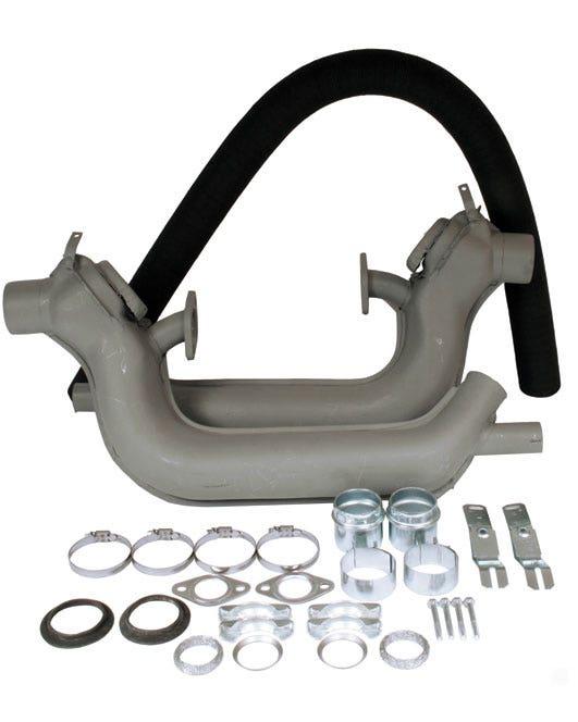 Deluxe Heat Exchanger Kit 1200cc-1600cc