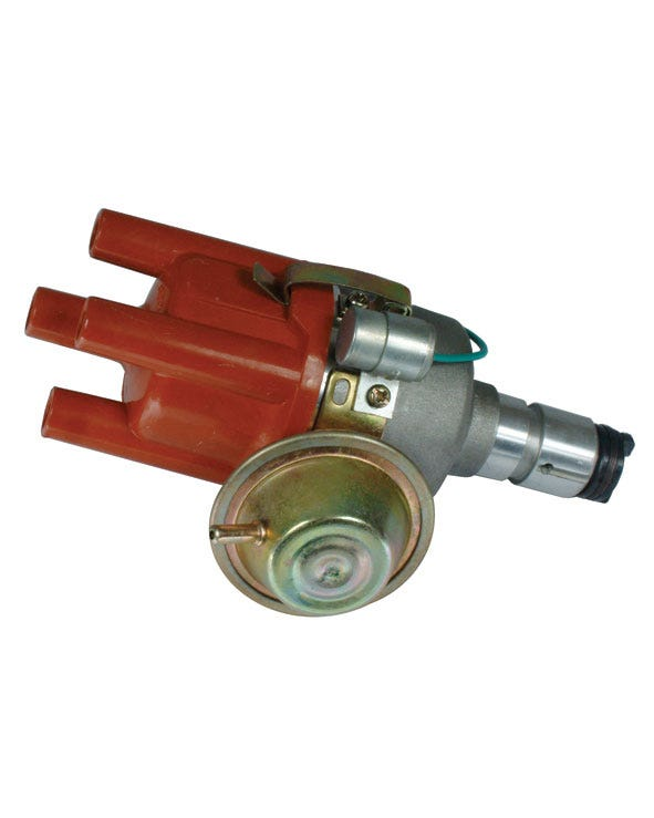 Distributor with Vacuum Advance 1200-1600cc