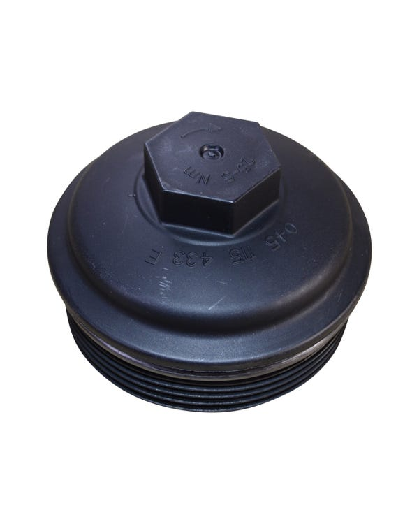 Oil Filter Cap and Seal for 1.9 & 2.5 TDI