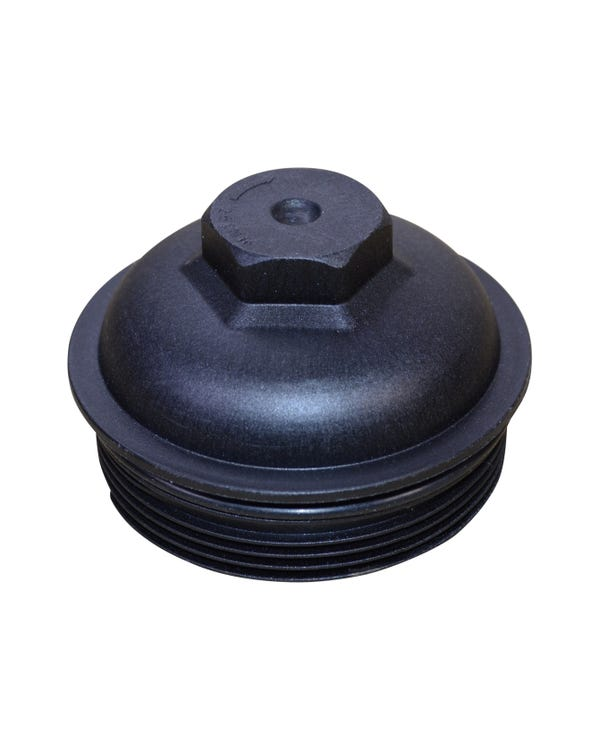 Oil Filter Cap and Seal for 1.9 TDI