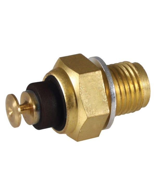 Oil Temperature Sender Including Seal, White 1 Pin