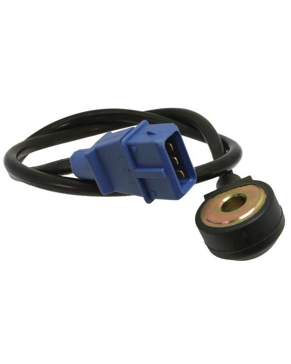 Knock Sensor with 535mm Harness & Blue Plug 1.8 Engines