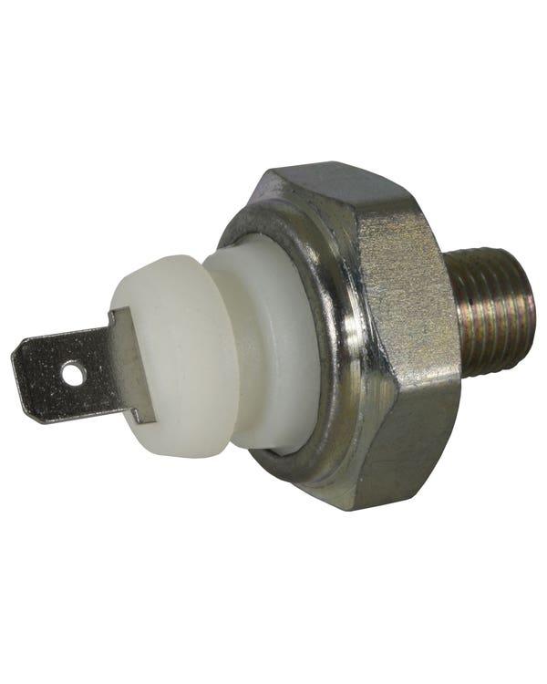 Oil Pressure Switch, White 1 pin 1.8 bar