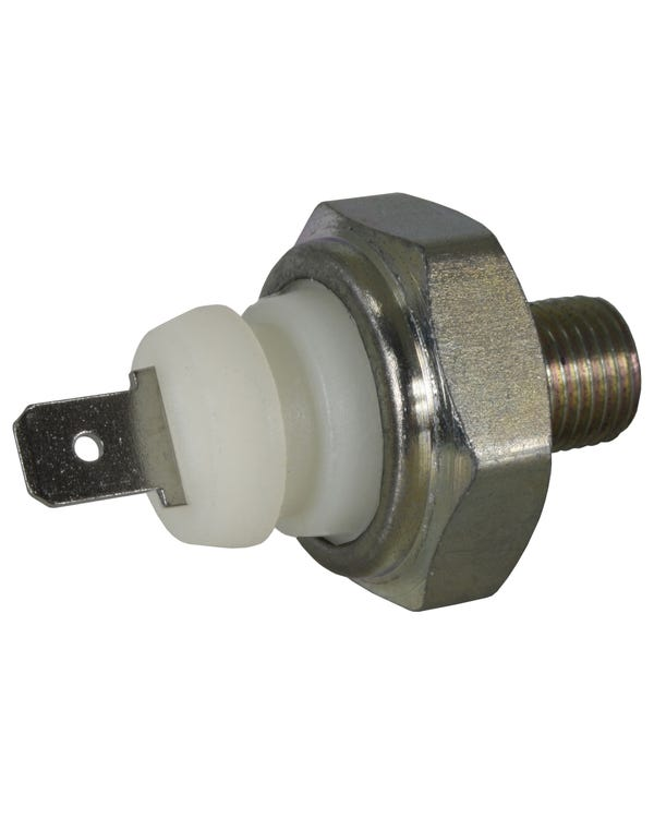 Oil Pressure Switch, White 1 pin 1.8 bar