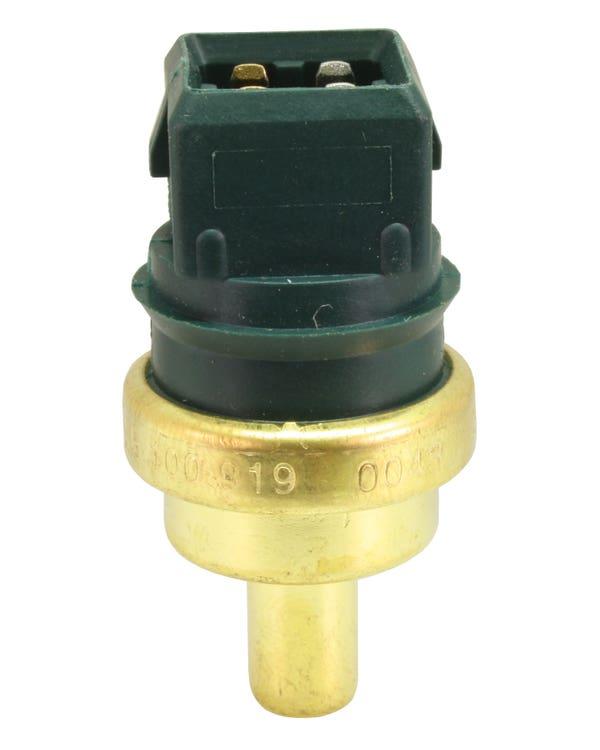 Coolant Temperature Sender Including O-ring Seal, Green 4 Pin