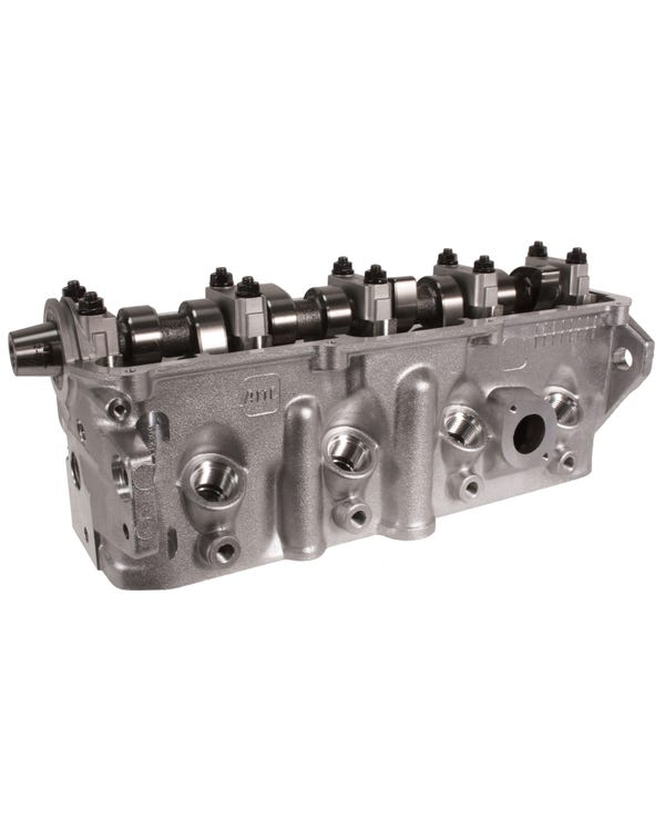 Cylinder Head 1.6 Turbo Diesel Complete