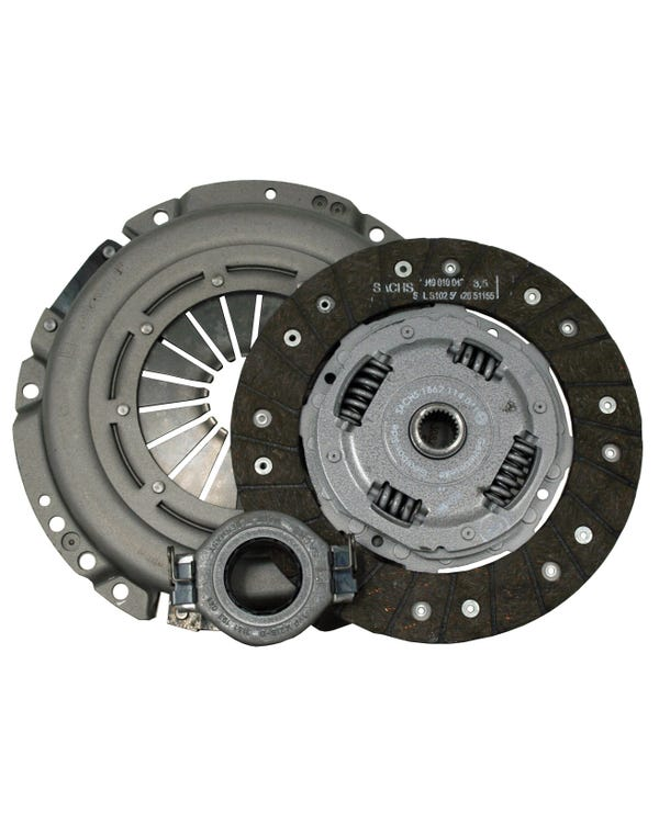1.6 Turbo Diesel 215mm Clutch Kit