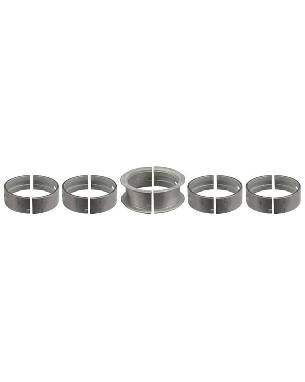 Conjunto de cojinete principal 0.25/estándar/eje de brida estándar