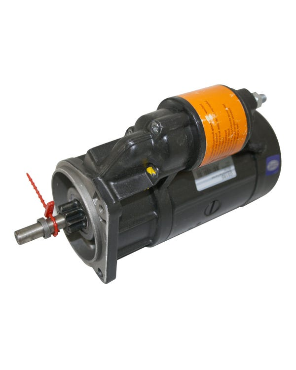 Starter Motor for Turbo Diesel with Manual Gearbox