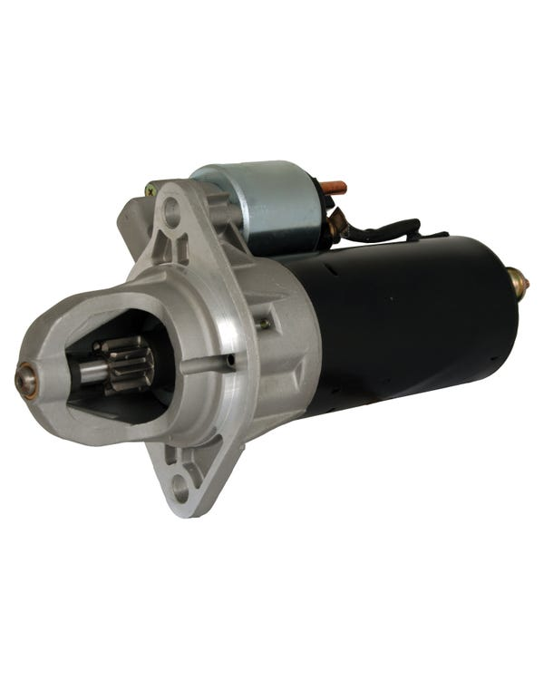 Starter Motor for Diesel Engines with Manual Transmission