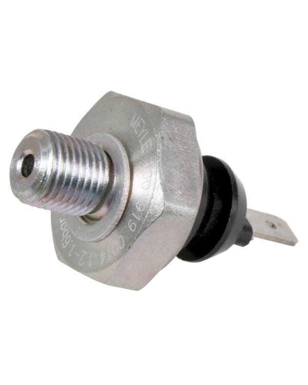 Oil Pressure Switch Including Sealing Washer Black 1.4 Bar