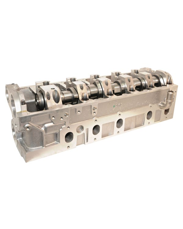Complete Cylinder Head for 2.5 TDI AXD,AXE,BLJ