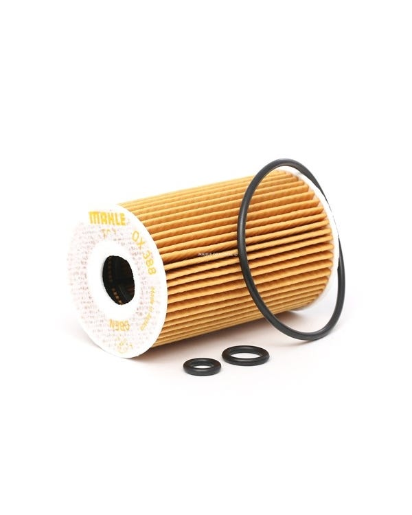 Oil Filter Element with Gasket 2.5 Diesel