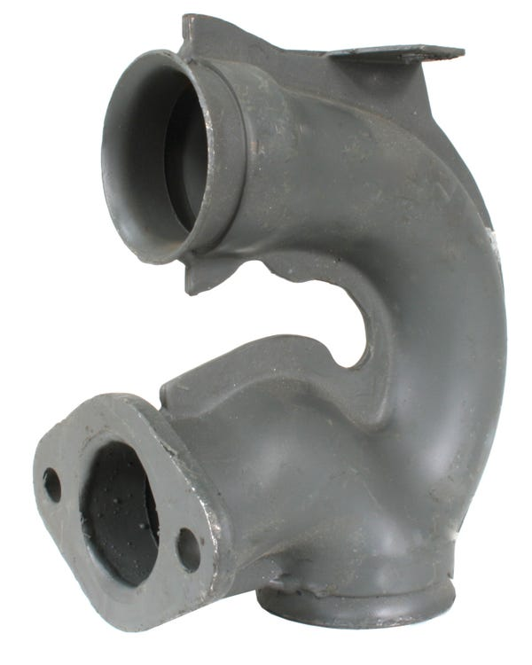 Exhaust Elbow, Silencer to Heat Exchanger for 1.6 CT