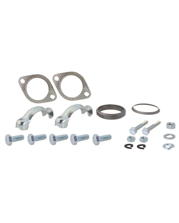 Exhaust and Tail Pipe Fitting Kit 1600cc CT