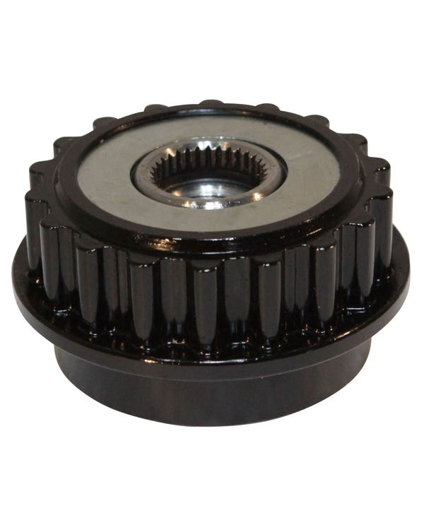 Freewheel For Air Conditioning Compressor
