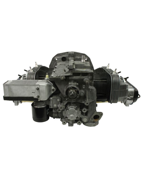 Engine 2.0 CU T25>83, New Heads, SSP
