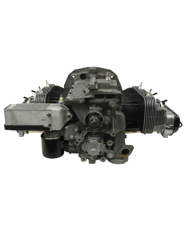 Engine 2.0 CU T25>83, New Heads, SSP