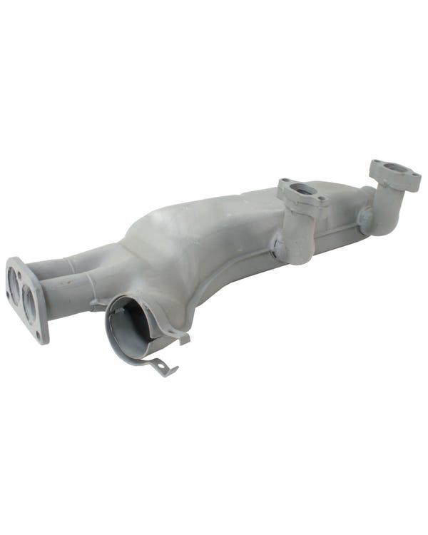Heat Exchanger Left 2000cc