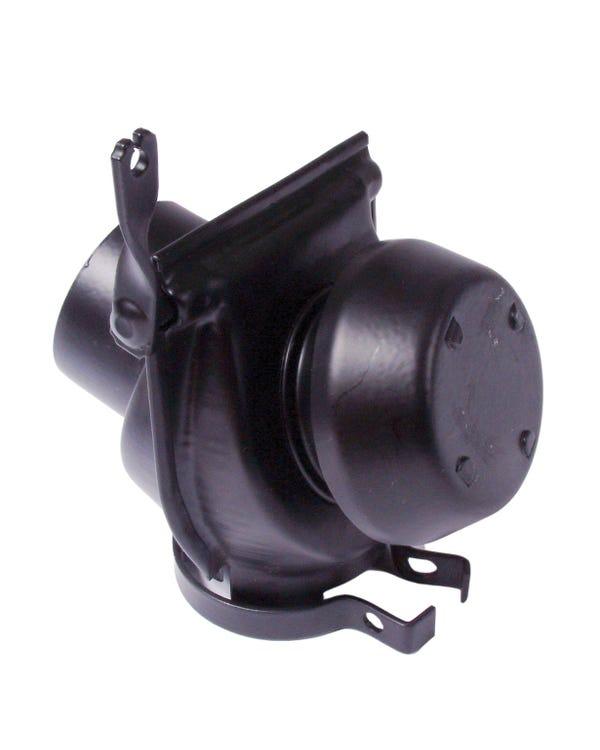 Heater Control Box Left 2000cc