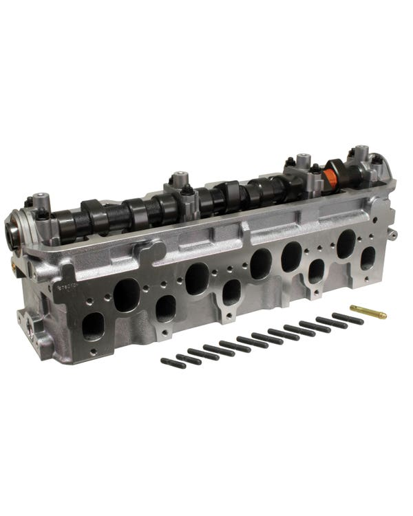 Complete Cylinder Head 2.5 Turbo Diesel