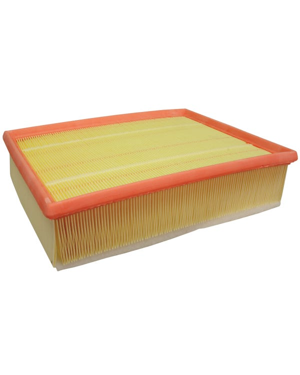 Air Filter Square Dusty Regions