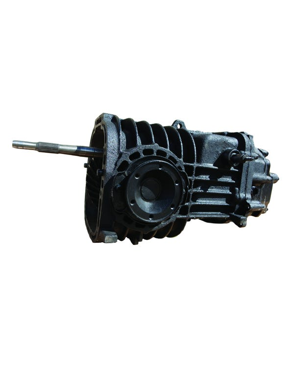Gearbox 1600cc Diesel ABF/ACP/DY Code Four-Speed