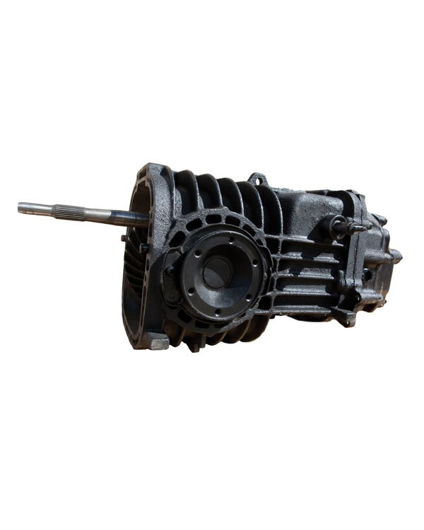 Gearbox 1900cc ABB/DT Code Four-Speed
