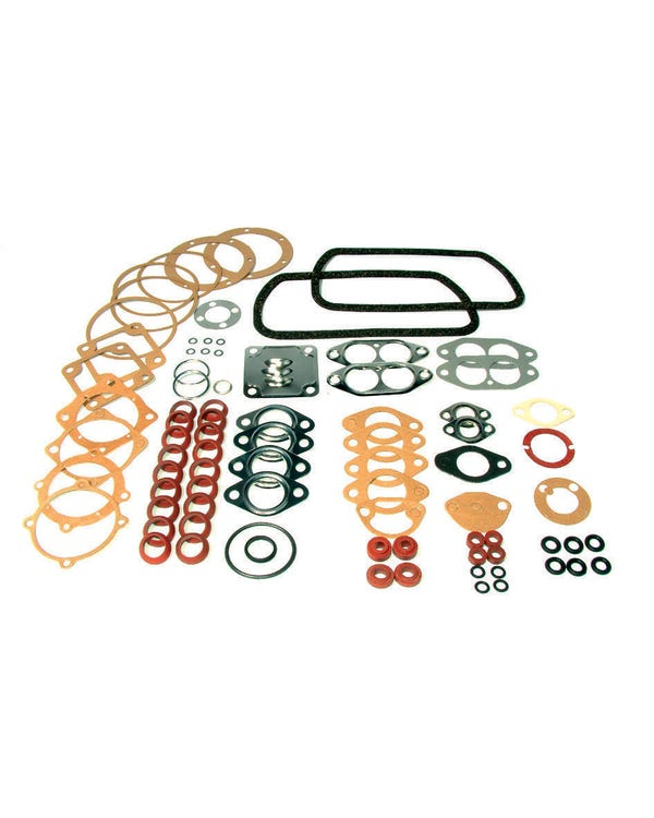 ELRING gasket set 1.3-1.6 & 1.2 70->, with flywheel oil seal