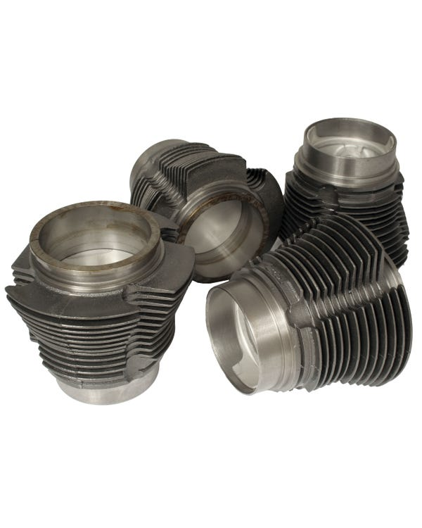 Barrel & Piston Kit 1200cc 60-8/69 Flat Top(also fits 1/78-)