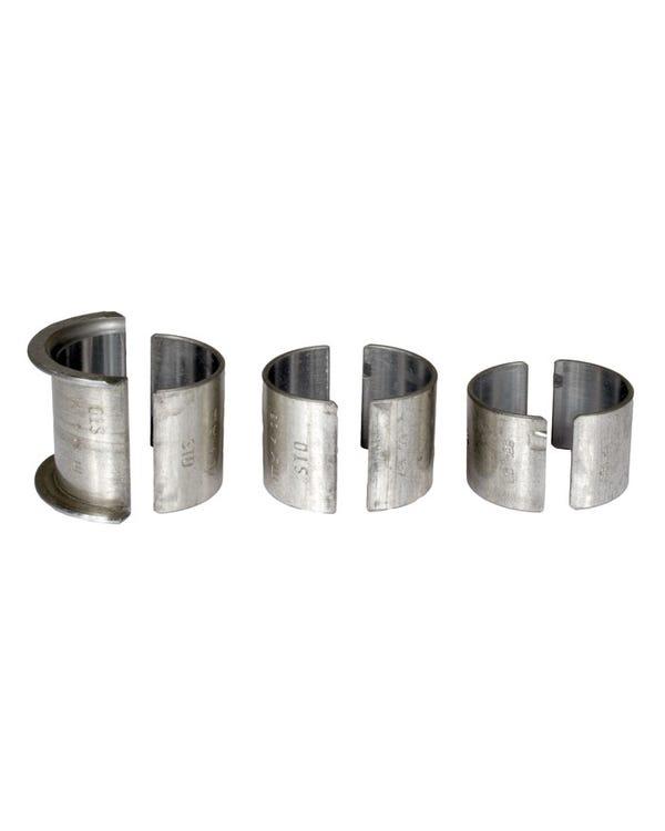 Camshaft Bearing Set 1200-1600cc 0.25mm Undersize