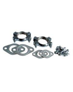 Montagesatz für den Schalldämpfer  HJS, 1200-1600cc