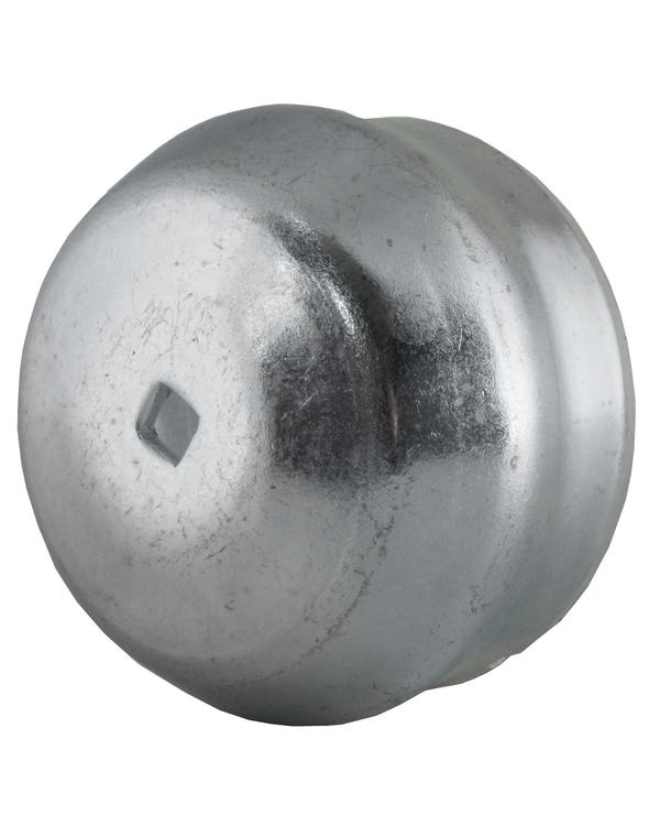 Grease Cap with Speedo Hole for Left Front Hub