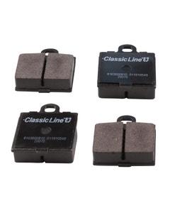 Brake Pad Set Single Pin Square