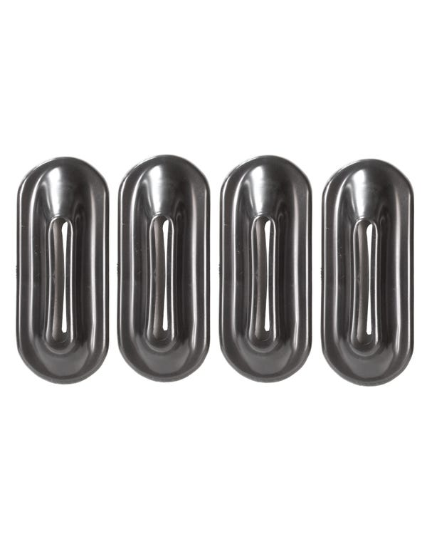 Blade Bumper Iron to Body Seals Set of 4