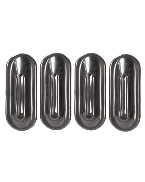 Set of 4 Bumper Iron to Body Seals