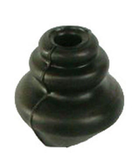 Schalthebelmanschette aus Gummi, schwarz