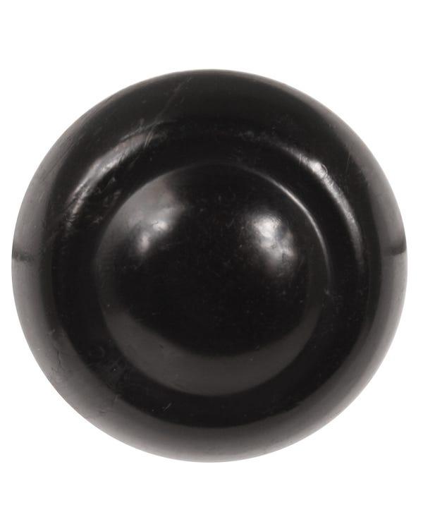Schaltknauf 7mm, schwarz